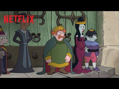 Disenchantment | Willkommen in Dreamland I Netflix