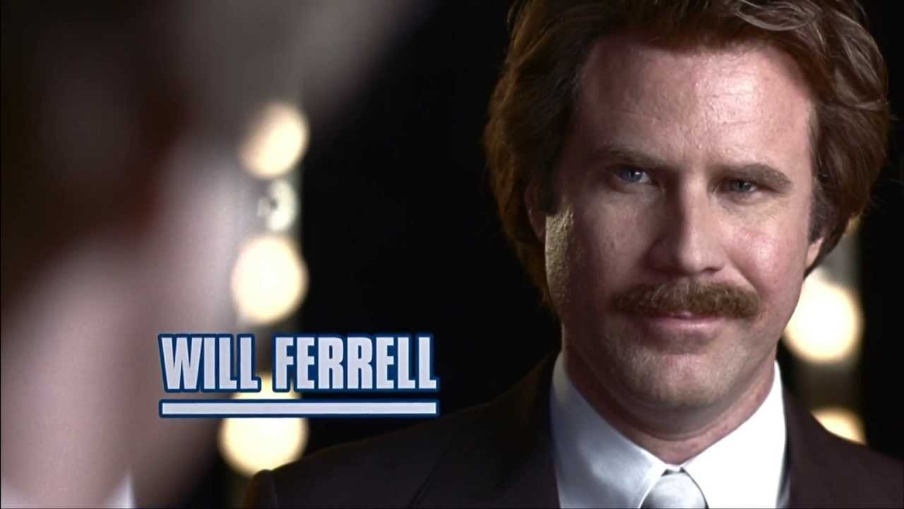 Download Anchorman: The Legend of Ron Burgundy (2004) - Intro [1080p]