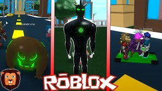 THE ALIEN X OF BEN 10 IN ROBLOX ALL BEN 10 HIDDEN ALIEN IN ROBLOX LEON PICARON