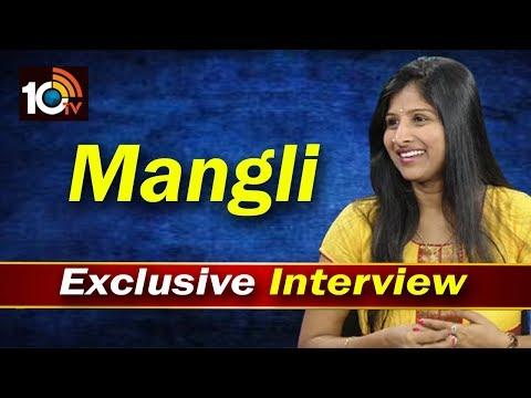 Mangli Exclusive Interview   Mangli Sankranthi Song   #Kandikonda   #Megraj   10TV