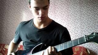 музыка с фильма ворон (cover)