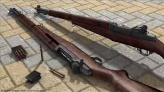 Fusil M1 GARAND - (Canción del F.S.L.N.)