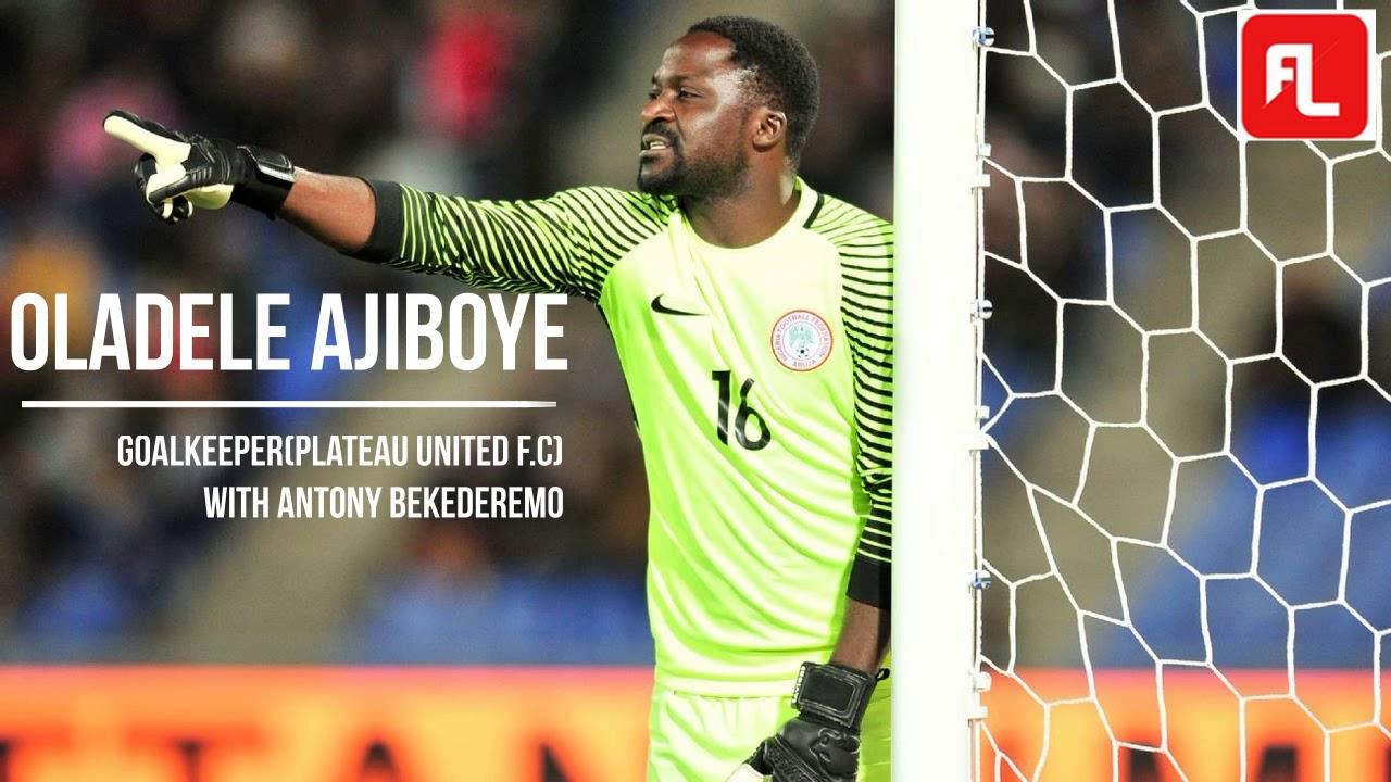 Download INTERVIEW SEGMENT WITH Oladele Ajiboye