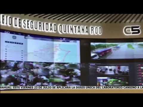22 de Julio 2021  #EnVivo Segunda Emisión de SQCS Noticias