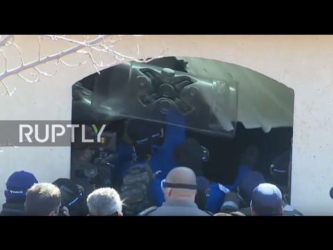 State of Palestine: Police evacuate illegal West Bank settlement of Amona
