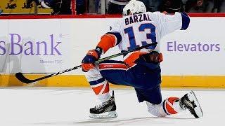 Mathew Barzal Speeds In, Taps Home Overtime Winner For Islanders