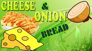 How To Make Cheese And Onion Bread - Yummy N Easy!