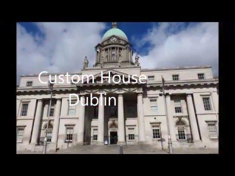 Dublin Custom House - Nikon coolpix P900