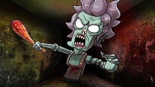 Minecraft Granny - EVIL GRANDMA FINALE! (Granny Kills Grandpa)