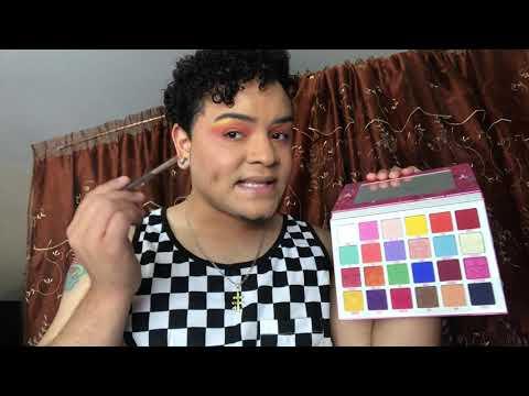 New! Jeffree Star Cosmetics Jawbreaker Collection! Easy Tutorial! thumbnail
