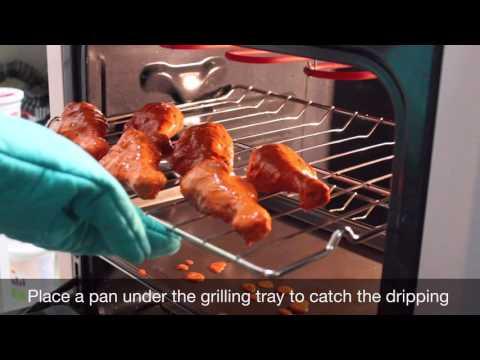 Tandoori Chicken (Oven Style )