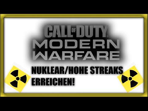 Modern Warfare: NUKLEAR/HOHE STREAKS LEICHT ERREICHEN!| Meine Tipps Zur Ersten Nuke! German