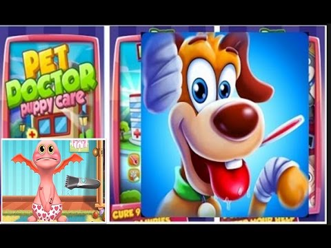 Fun Animals Doctor Pet Care Kids Games  | Animals Hospital Care Games for Children |