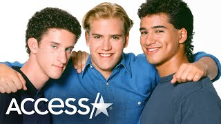 'Saved By The Bell' Stars React To Dustin Diamond's Death