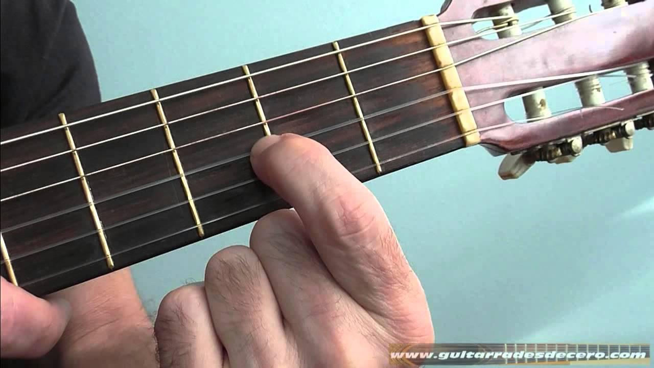 Como tocar guitarra - 2 1