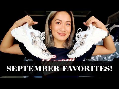 September Favorites 2019   Laureen Uy thumbnail