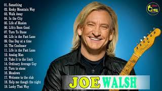 Joe Walsh Best Of Album - Joe Walsh Greatest Hits Full Album