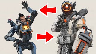 someone help, my main changed with pajamamax in apex legends