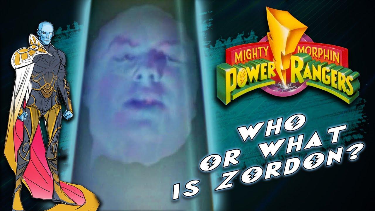 What Happened To ZORDON? | Power Rangers Explained