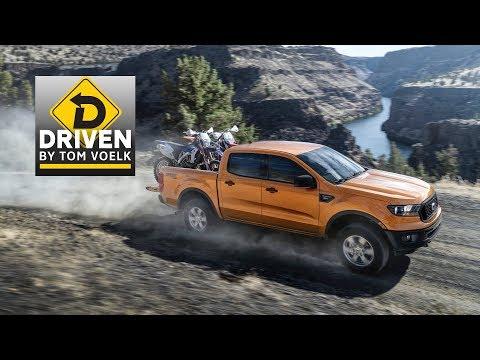 Driven- 2019 Ford Ranger Lariat SuperCrew 4X4