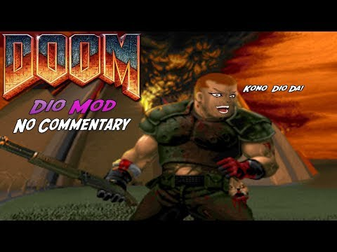 Doom (Dio Mod) - Full Gameplay - No Commentary