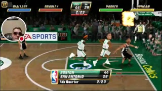 NBA JAM by EA SPORTS™ Stream on Moto X 2017