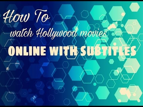 how to watch free online movies subtitles n without ads