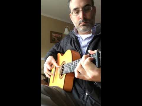 Alegrias Flamenco Guitar for Paco De Lucia today