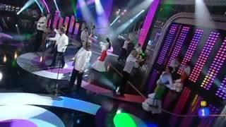 """Cantores de Híspalis - """"Las Lebrijanas"""" (Sevillanas / Flamenco / TVE / España)"""