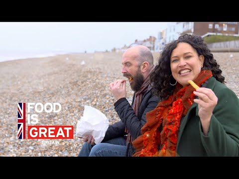 Food is GREAT in East Anglia - Visit East Anglia