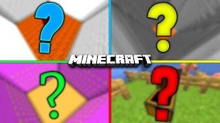 Minecraft 10 WAYS TO DIE #3 | (PARKOUR PRANK, YOUTUBER PIGMEN & FIND THE BUTTON!)