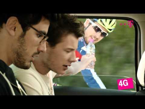 Telekom - Pripojte sa k najrýchlejším (reklama Sagan)