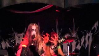 Inquisition - Astral Path to Supreme Majesties (Cambridge,MA 4/28/12)