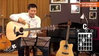 Học Guitar Trong 8 Phút Vol.1- Bài 2: Mẫu Đệm Country