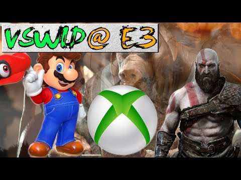 Exclusive World Premiere E3 2017 Report! (The Videogame Show What I've Done)
