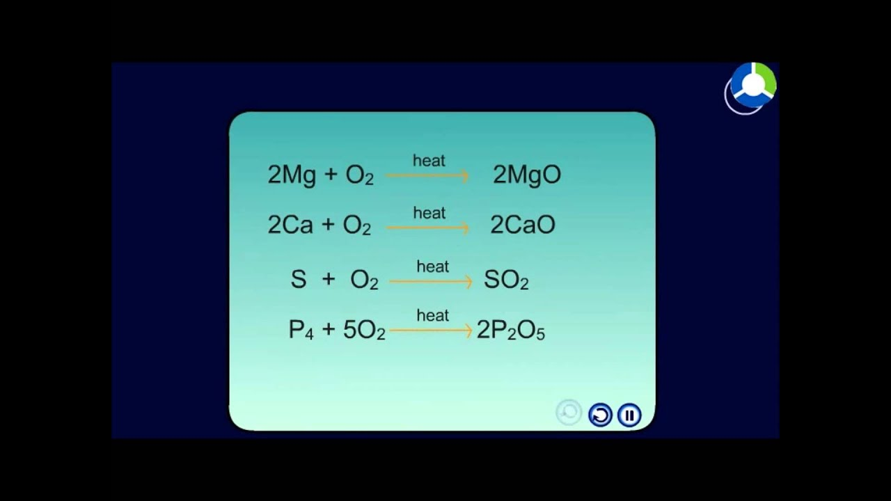 Chemistry of oxides youtube chemistry of oxides gamestrikefo Gallery