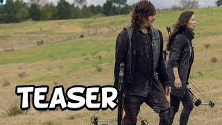 The Walking Dead Season 9 Episode 15 'Whisperer's Are Watching & Pike Outrage' Teaser Breakdown