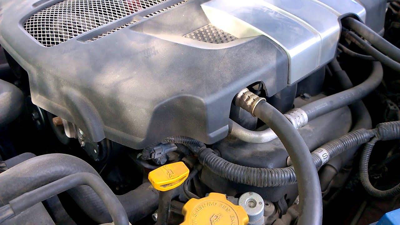Subaru H6 Engine Noise