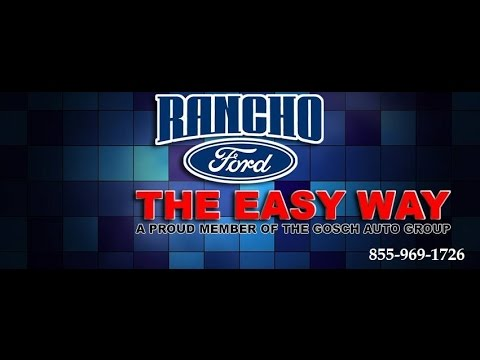Rancho Ford -  Southern California's Premier Ford Dealership