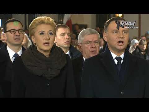 Uroczystości pogrzebowe śp. premiera Jana Olszewskiego