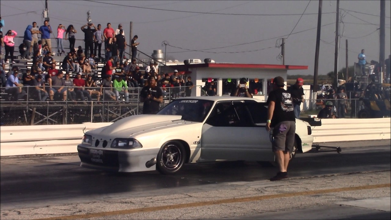 Street Outlaws Chuck Death Trap vs Bird Bros Probe at the Winter Meltdown
