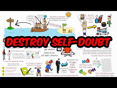 How to Stop Overthinking and Overcome Self Doubt