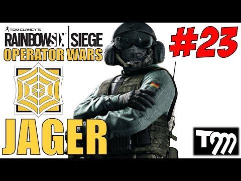 Rainbow Six Siege Top 10 Kills Of The Week - JAGER OPERATOR WARS #23
