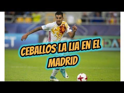 Dani Ceballos se quiere ir del Real Madrid