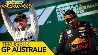 RTL GP over GP van Australië: 'Red Bull teleurstellend'