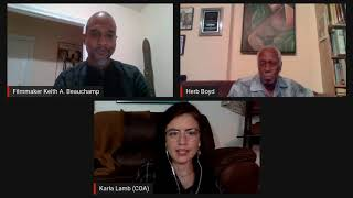 The Untold of Emmett Till Discussion w/ Keith Beauchamp