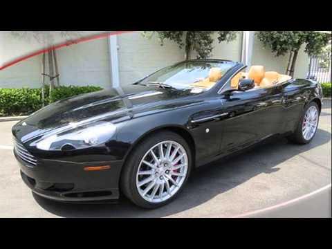 Aston Martin Db9 For Sale Usa Youtube