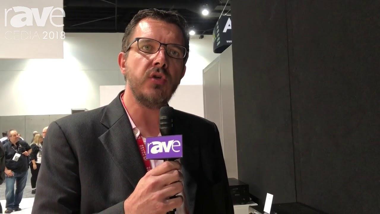 CEDIA 2018: Marantz Presents AV7705 Pre-Amplifier