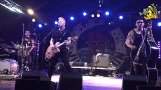 ▲The Quakes - Ice cold baby - Psychobilly Meeting 2015