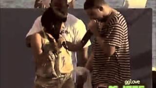Nicki Minaj and Drake: what makes you beautiful.